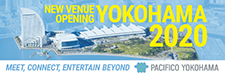 NEW VENUE OPENING YOKOHAMA 2020