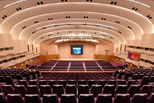 フロアガイド | 国立大ホール | パシフィコ横浜