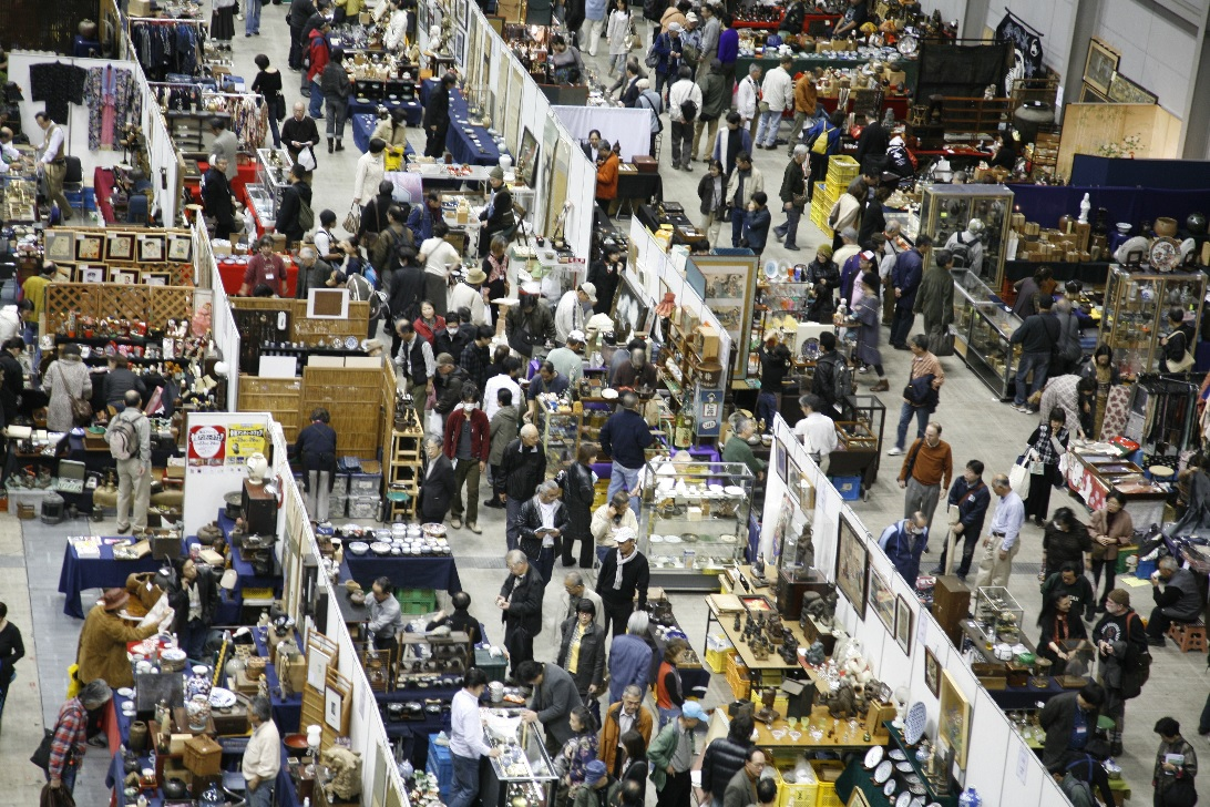 38th Yokohama Antique Fair-1