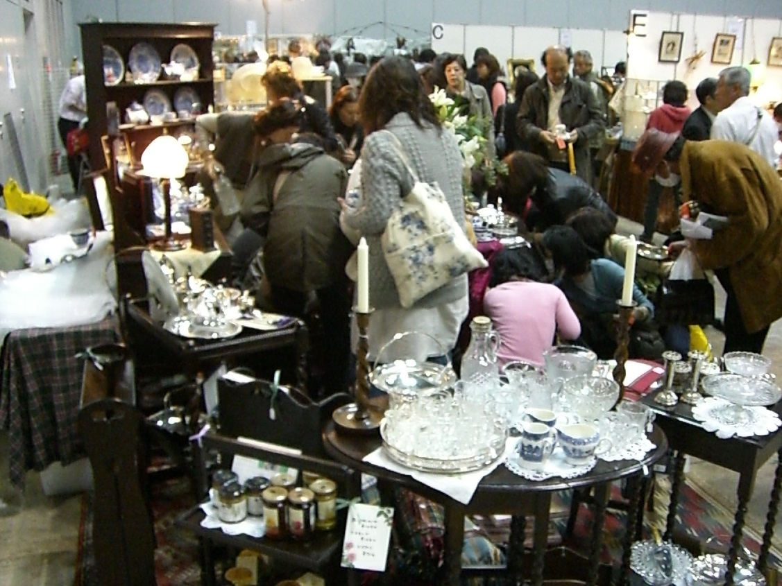 38th Yokohama Antique Fair-2