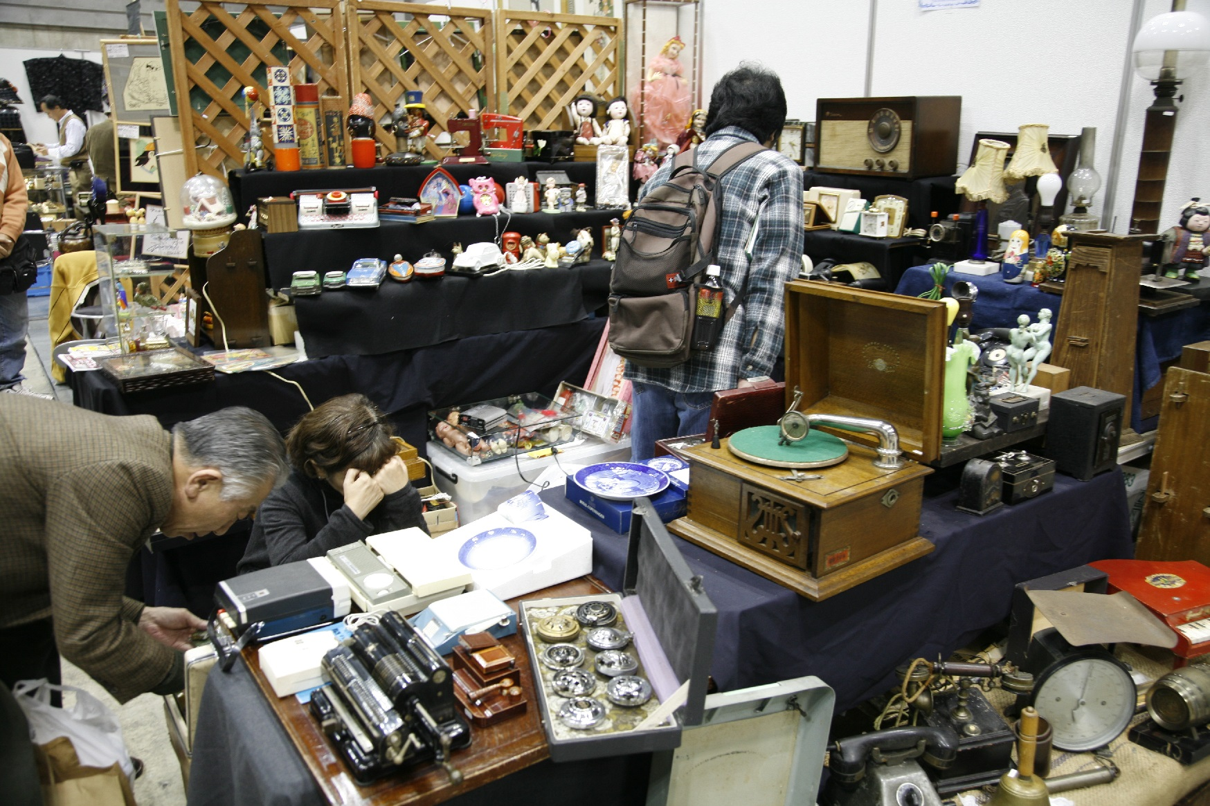 38th Yokohama Antique Fair-5