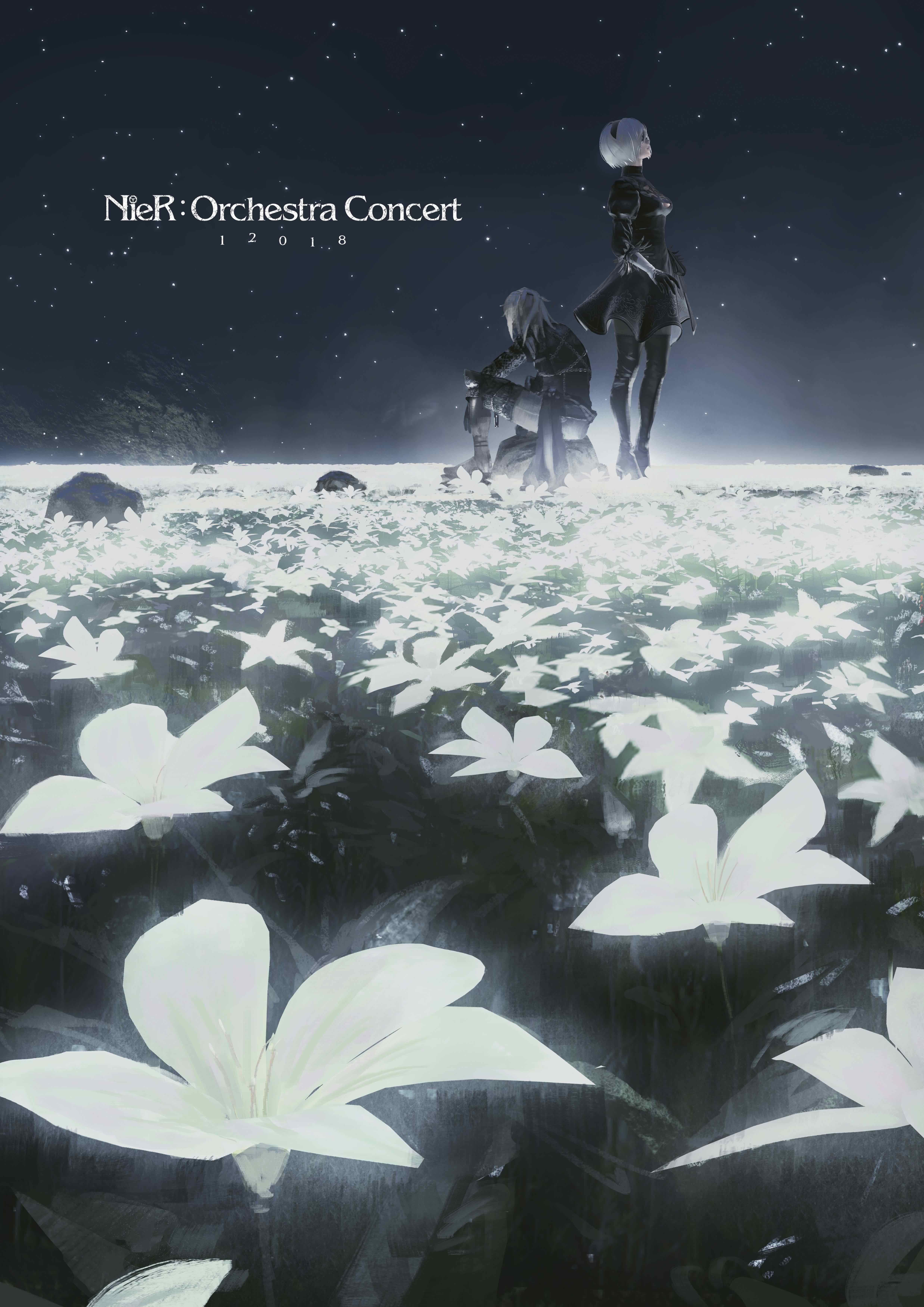 NieR Orchestra Concert 12018